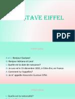 Trabalho Sobre  Gustave Eiffel