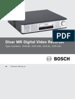 BOSCH-CCTV-DIVAR-MR-OPERATING-MANUAL.pdf