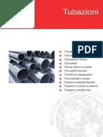 Catalogo Tubazioni