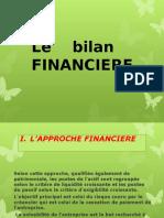 Le Bilan Financiere