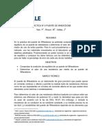 Informe Puente de Wheatsone1