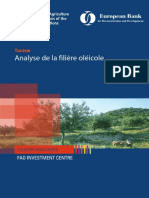 Analyse de La Filière Oléicole_FAO 2015