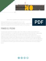 PONER EL PECHO _ Página12 _ La Otra Mirada