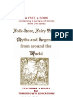 Folklore Fairy Tales Myths and Legends From Around the World - free eBook