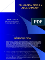 Educación Física y Adulto Mayor
