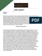 Accademia Della Crusca - Il Trattino Quando Usarlo - 2014-07-30