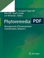 Abid a. Ansari, Sarvajeet Singh Gill, Ritu Gill, Guy R. Lanza, Lee Newman (Eds.)-Phytoremediation_ Management of Environmental Contaminants, Volume 4-Springer International Publishing (2016)