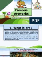 Famous Artworks
