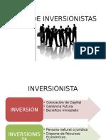 Inversionistas exposicion