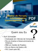 Análise de Ferramentas Informatizadas de Gerenciamento de Projetos - 1