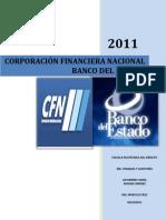 Corporación Financiera Nacional - Banco Del Estado