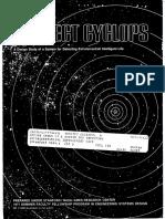 NASA(1971) ProjectCyclops.adesignStudyOfASystemForDetectingExtraterrestrialIntelligentLife