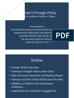 Thayer Vietnam's Foreign Policy