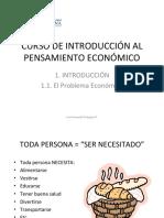 1-1-Problema Económico