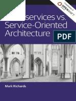 Microservices vs SOA OpenShift