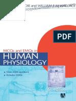 MCQs & EMQs in Human Physiology