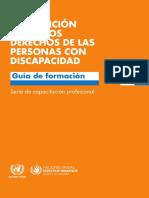 CRPD_TrainingGuide_PTS19_sp (1CONVENCIÓN SOBRE LOS DERECHOS DE LAS PERSONAS CON DISCAPACIDAD
