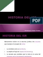 1.1 Historia Isr