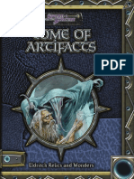 Tome Of Artifacts. Eldritch Relics And Wonders.pdf