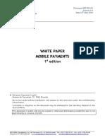 EPC492-09 White Paper Mobile Payments Version 2.0 Finalrev