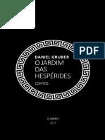 Daniel Gruber - O Jardim das Hespérides