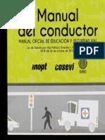 Manual de Conductor Nuevo