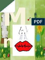 fonema M