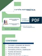 01legislacioninformatica Introduccionalderecho 120922144127 Phpapp01