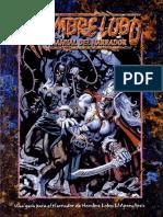 Hombre Lobo El Apocalipsis 3ed - Manual Del Narrador Revisada