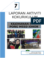 Report Ping Pong 2017 Mssd