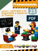 Revista El Prevencionista 23ava edición