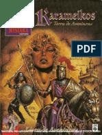 (AD&D) Karameikos - Livro de Aventuras
