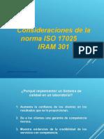 Clase 17025 Instrumentos 2015