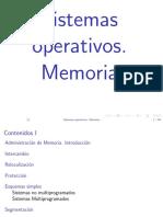 Memoria RAMM