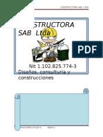 Constructora Sab