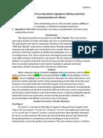 dataanalysisoftwonon-nativespeakers