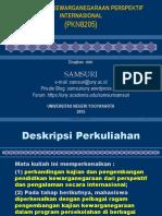 Pkn Perspektif Internasional 10-2-2015