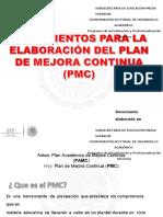 Lineamientos PMC