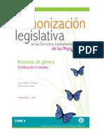 Tomo II- Armonización Legislativa de Los Derechos Fundamentales de Las Mujeres