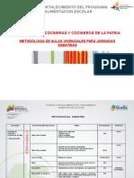 Lineas Para La Formacion de Cocineras y Cocineros Los Sabados(1)