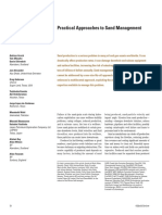 Practical Approaches to Sand Management, Andrew Acock, 2004