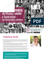 eBook 75 Perfis Fitness