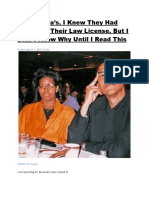 The Obama's, I Knew They Had Both Lost Their Law License, But I Didn't Know Why Until I Read This.pdf