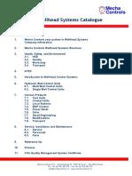 Wellhead Instrument Catalogue