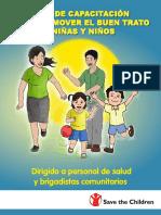 Guia de Capacitacion Buen Trato Nicaragua
