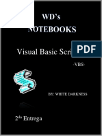 VbScript HxC-WD 2 Entrega