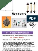 Inst.lect Flowmeters