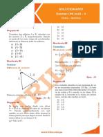 Solucionario Fisica Quimica UNI 2016 II