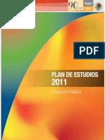 Programa 2011 Sep Educación Fisica