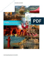 India – Tourism Development & Sustainable Growth 2020